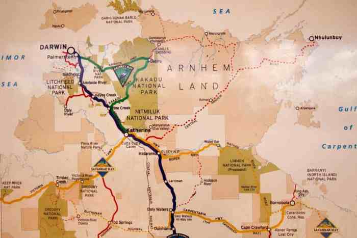 Australia-Outback-Map