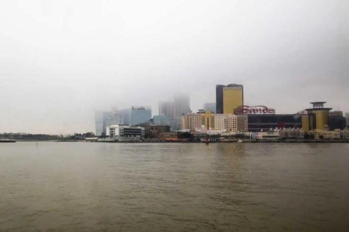 Macau-Arriving