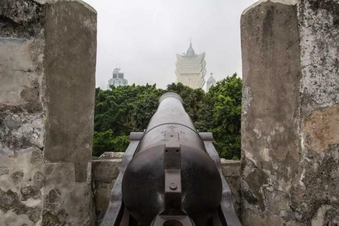 Macau-Fort