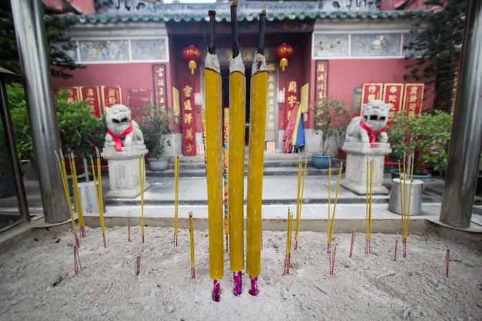 Macau-Temple