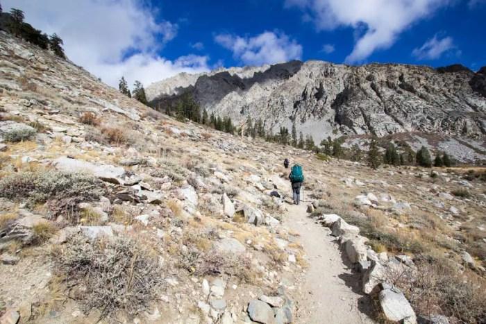 Sierra-Fall-2-Kearsarge-Ascent