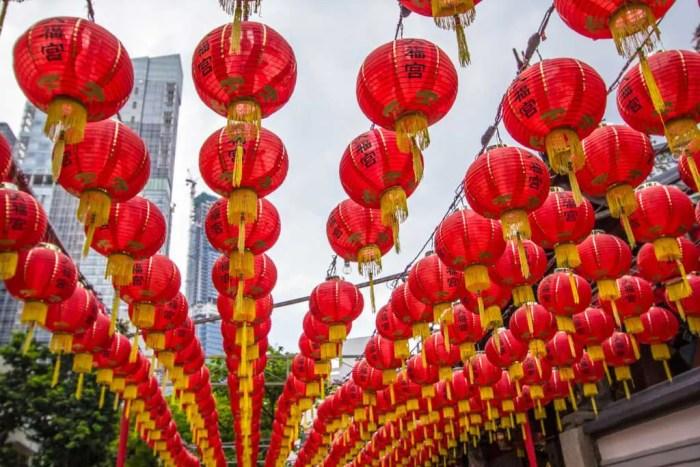 Singapore-Lanterns