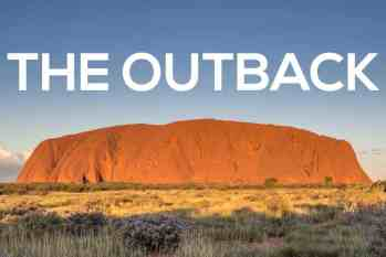 A Beginner's Guide To The Outback