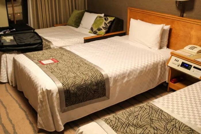 Japan-Tokyo-Hotel-Room