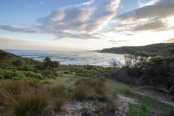 Royal-Coast-Track-Sunset-Ocean