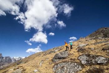 Nepal-Dingboche-Climb-PAvel-Olga