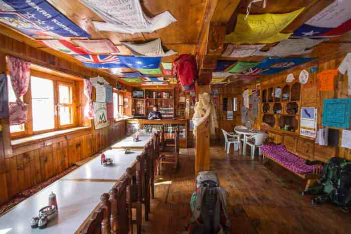 Nepal-Namche-Bazaar-Lodge-Inside