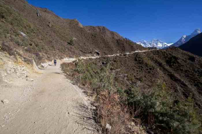 Nepal-Namche-Trail-Out