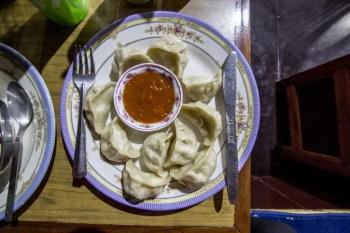 Nepal-Pangboche-Momos