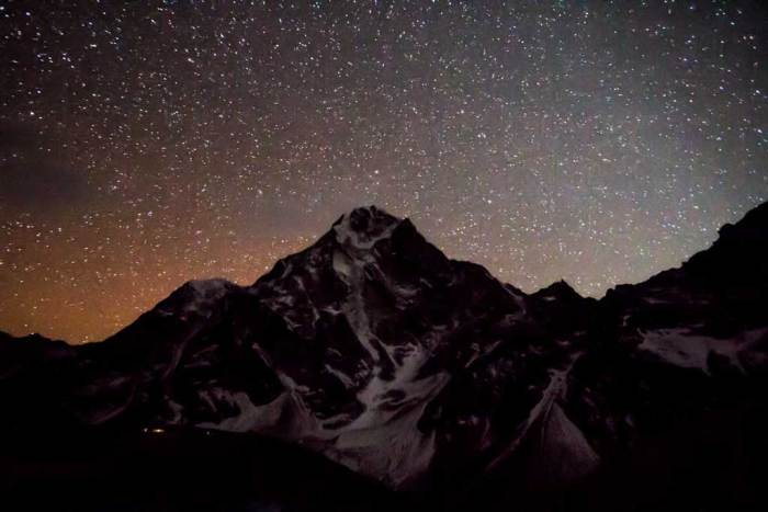 Nepal-Dzongla-Stars