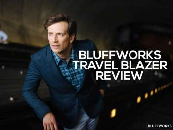 Bluffworks Gramercy Blazer Review