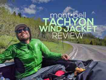 Montbell Tachyon Jacket Review
