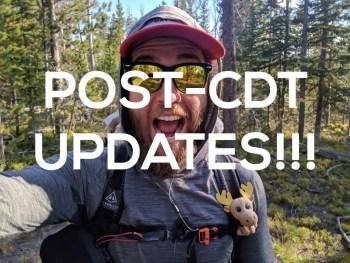 Post-CDT Update – The Way Forward