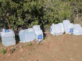 PCT-Desert-Water-Cache-Bottles