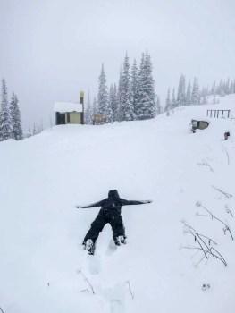 PCT-Washington-Snow-Mac-Down