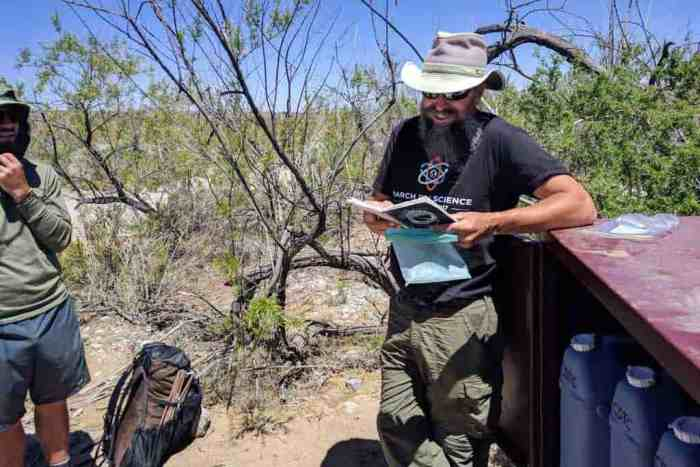 CDT-New-Mexico-Water-Cache-Radar