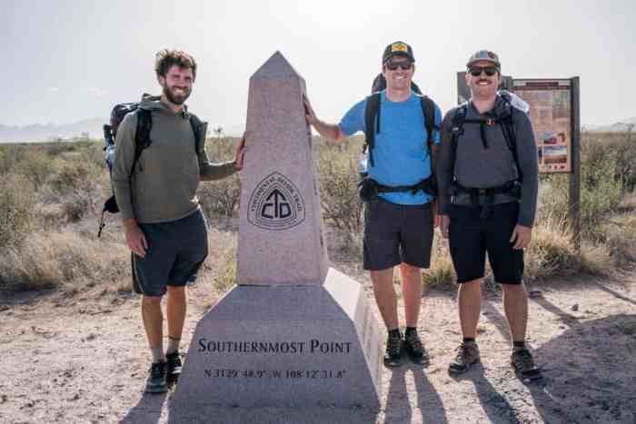 CDT-New-Mexico-Southern-Terminus-Group