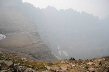 CDT Montana Glacier NP