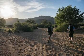 CDT-New-Mexico-Appa-Moist-Dirt-Road-Hike