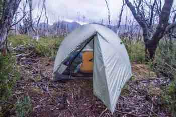 Tasmania-Western-Arthurs-Junction-Creek-Campsite