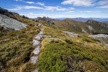 Tasmania-Western-Arthurs-Range-Trail