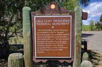 CDT-New-Mexico-Gila-Cliff-Dwellings-Sign