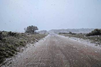CDT-New-Mexico-Snow-Road