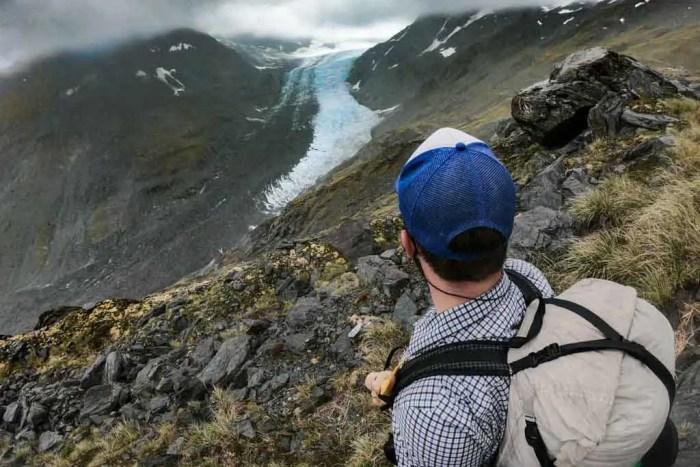 New-Zealand-Cascade-Saddle-Route-Dart-Glacier-Mac