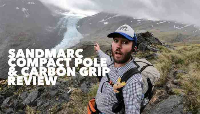 SANDMARC Pole (Compact Edition) & Carbon Grip Review