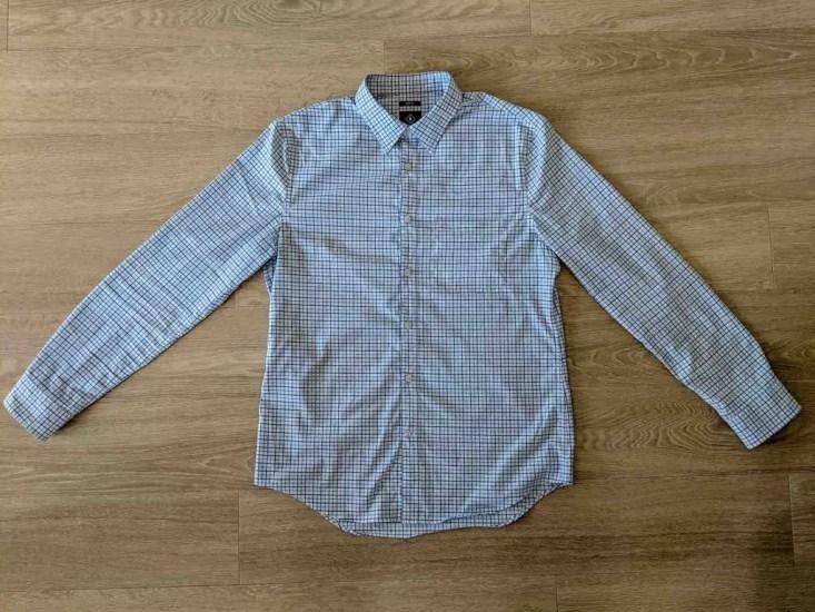 Bluffworks Meridian Dress Shirt 2 Front
