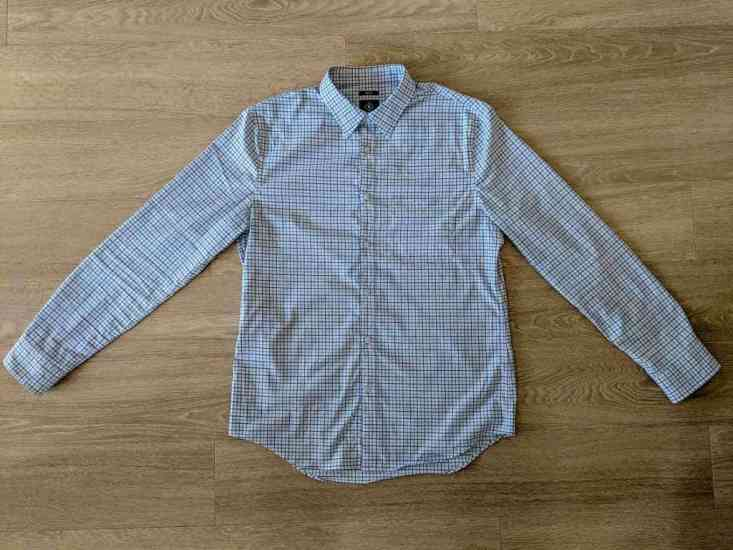 Bluffworks Meridian Dress Shirt 2 Front