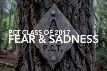 Fear And Sadness: Pacific Crest Trail Thru-hikers (2017)