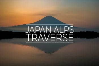 Thru-hiking The Japanese Alps