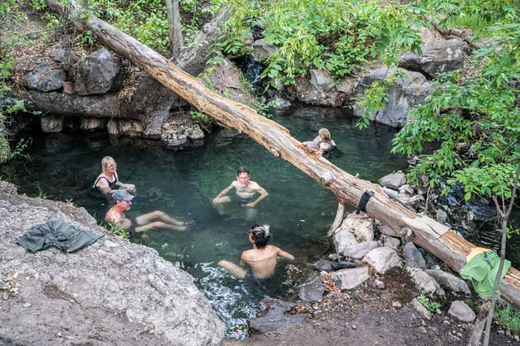 CDT-New-Mexico-Gila-Hot-Spring