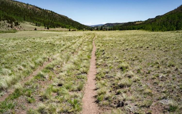 CDT Colorado Trail