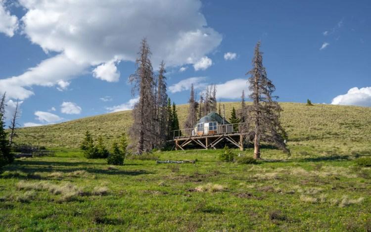 CDT Colorado Yurt