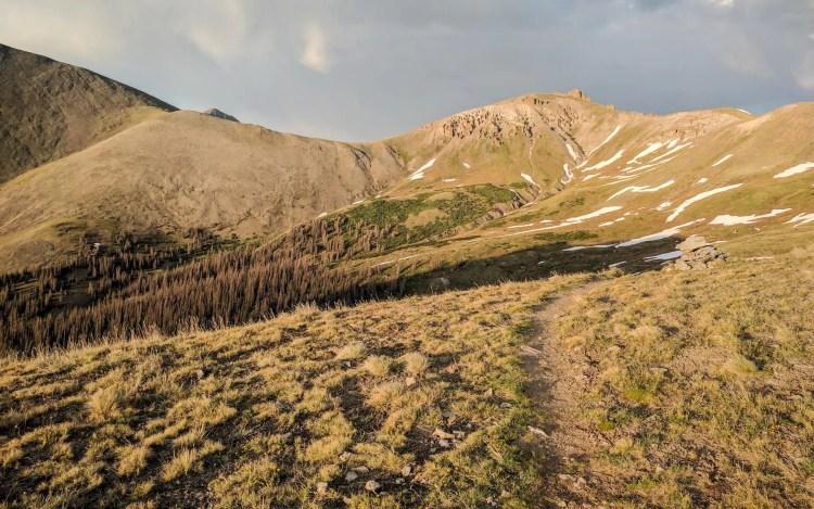 CDT Colorado Sunset Hills