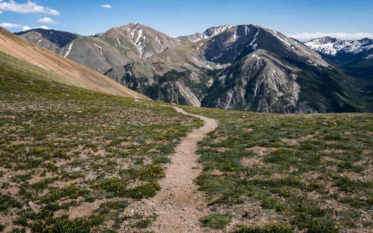 CDT Colorado Hope Pass