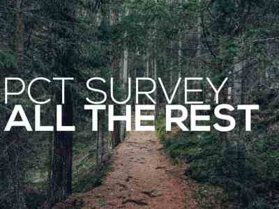 PCT Survey All Posts