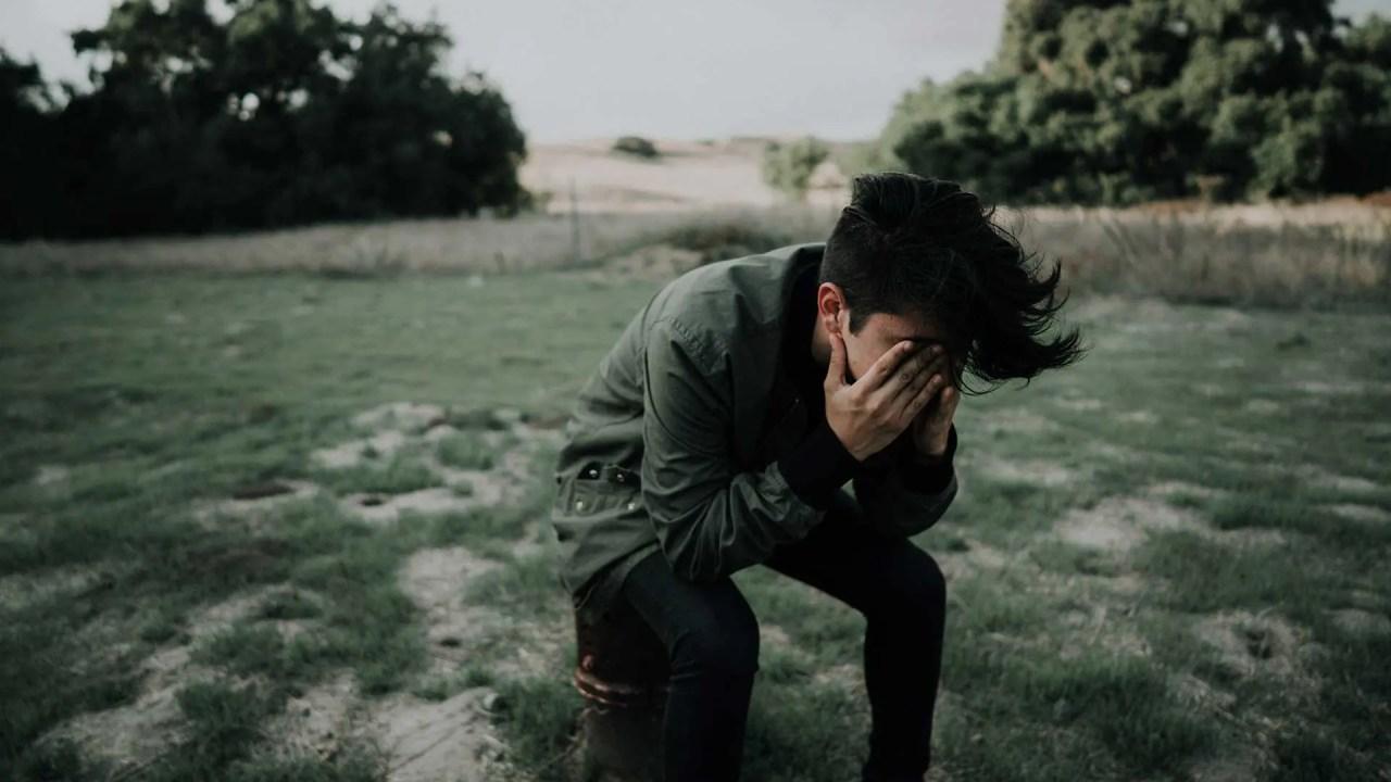 PCT Hiker Sadness