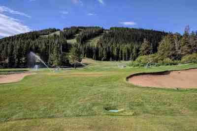 CDT Colorado Copper Mountain Golf Course