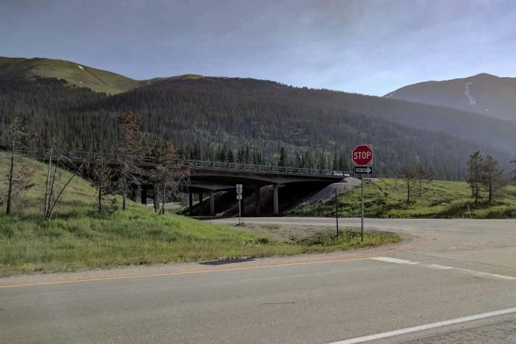 CDT Colorado Stop Sign