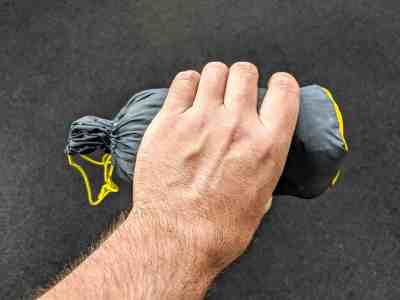 Montbell Storm Cruiser Hand