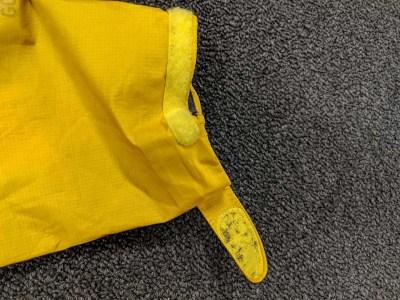 Montbell Storm Cruiser Velcro