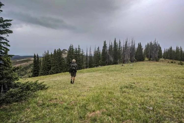 CDT Colorado Appa Clouds