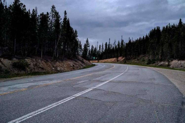 CDT Colorado Highway 125