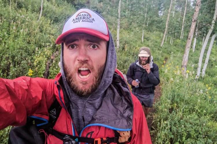 CDT Colorado Mac Appa Hiking