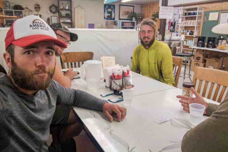 CDT Wyoming Encampment Breakfast