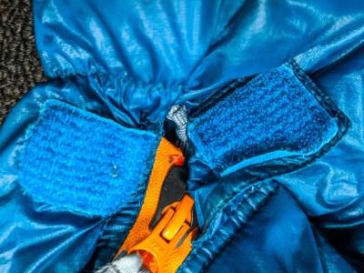 Montbell Down Hugger 900 #3 Velcro