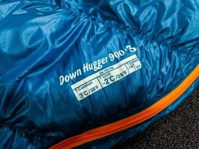 Montbell Down Hugger 900 #3 Info